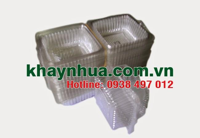 Bán hộp nhựa đựng bánh trung thu giá rẻ chất lượng