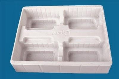 Khay nhựa đựng bánh