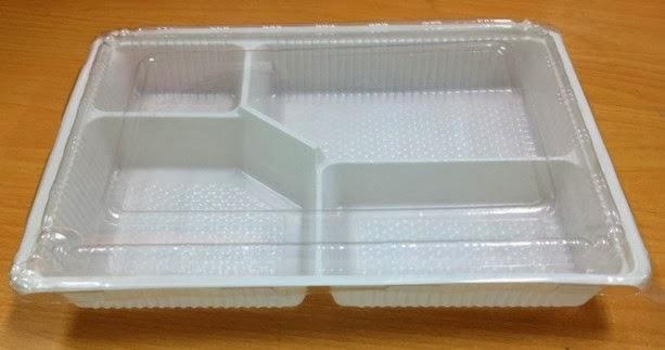 Khay Nhựa sử dụng 1 lần