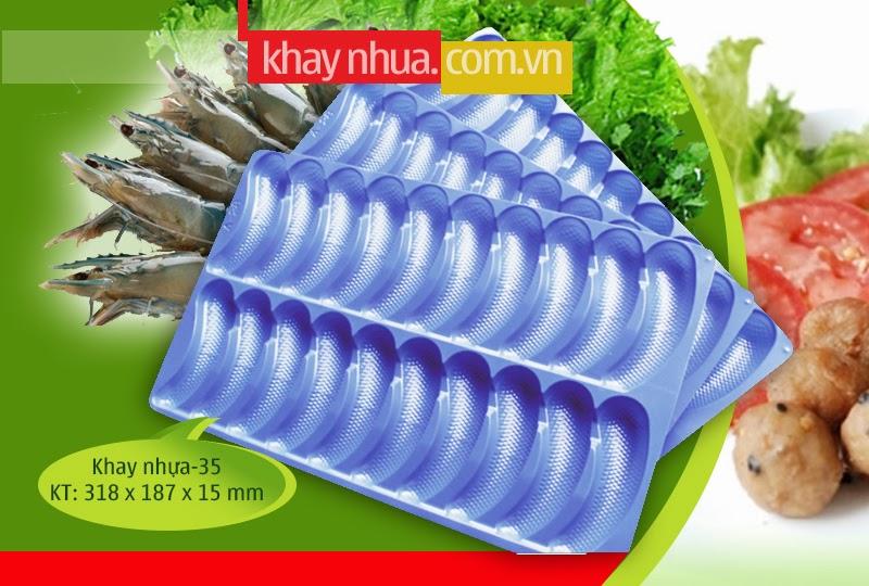 Khay Nhựa định hình 35
