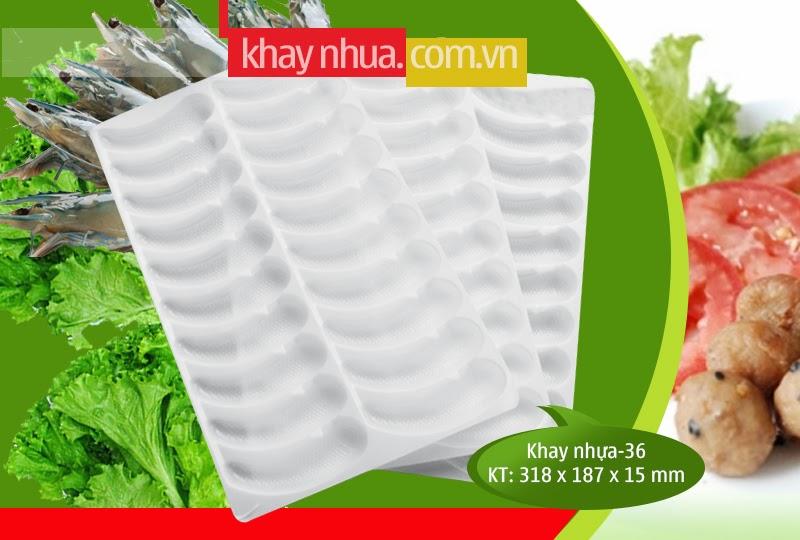 Khay Nhựa định hình 36