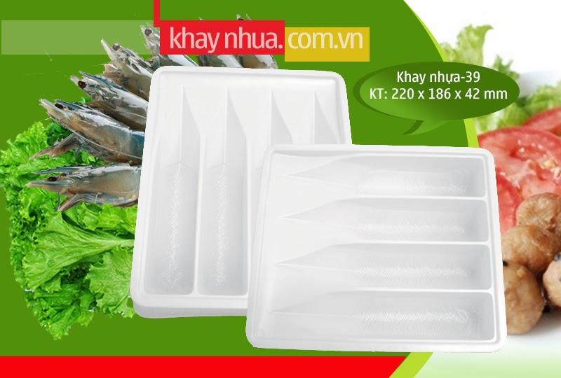 Khay Nhựa định hình 39