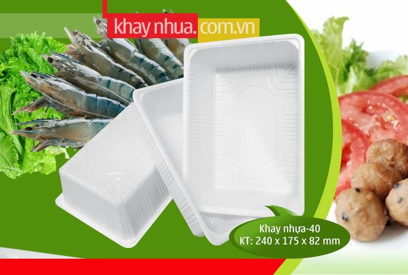 Khay Nhựa định hình 40